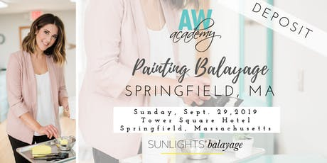 Massachusetts Painting Balayage with Abby Warther DEPOSIT tickets