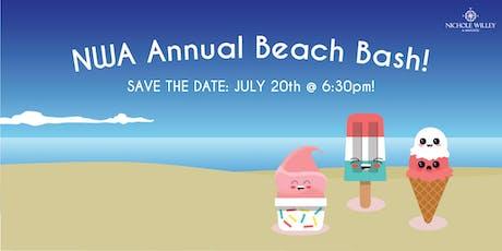 2nd Annual NWA Beach Bash! tickets