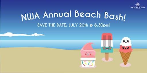 2nd Annual NWA Beach Bash!