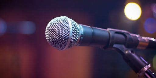 Open Mic Night at Central Library