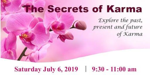 The Secrets of Karma