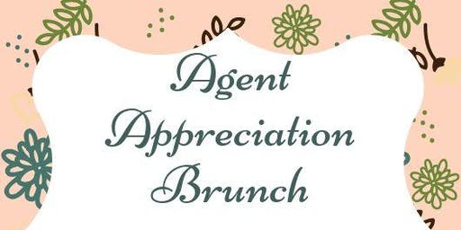 Agent Appreciation Brunch!