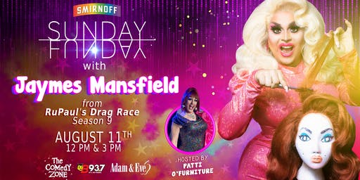 Sunday Funday with JAYMES MANSFIELD RuPaul's Drag Race
