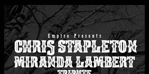 Chris Stapleton/Miranda Lambert Tribute featuring Hollis Hollow @ Empire Live Music & Events