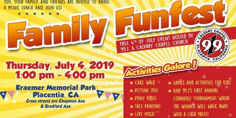 4th of July Family Funfest tickets