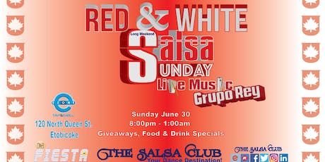 Canada Day Latin Patio Party | Live Latin Music | Early Bird Sale tickets