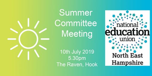 Summer Committee Meeting