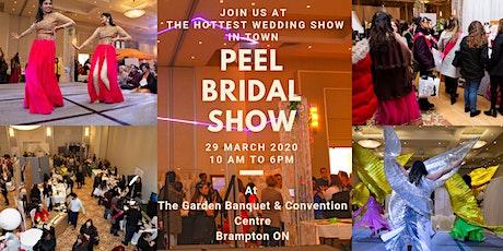 Peel Bridal Show 2020  tickets