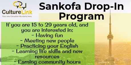 Sankofa Drop-In Program tickets