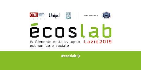 IV Biennale dello Sviluppo Sociale ed Economico biglietti