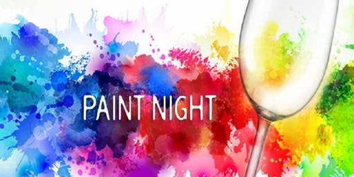 Paint Night at Blue Plate Tavern