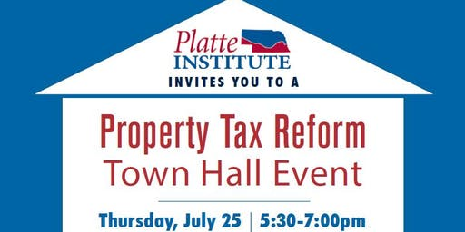 Property Tax Reform Town Hall - North Platte