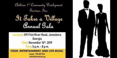 It Takes a Village Annual Gala