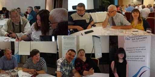 National Meeting for Self Advocates