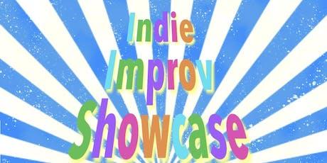 The BIG Indie Showcase! tickets