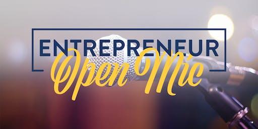 Entrepreneur Open Mic