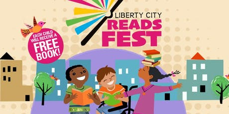 Liberty City Reads FEST tickets