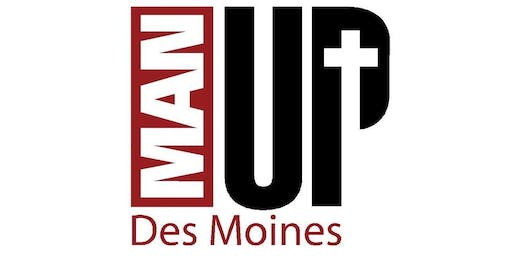 Man Up West Power Lunch: July