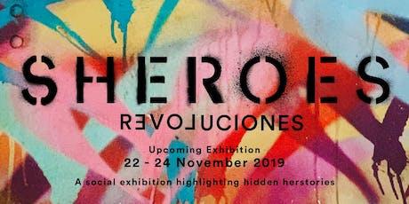 Sheroes - Revoluciones tickets
