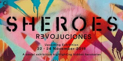Sheroes - Revoluciones