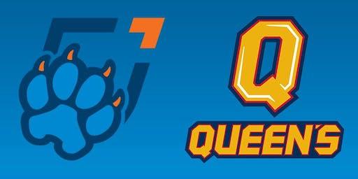 Ontario Tech Basketball vs. Queen's University Gaels