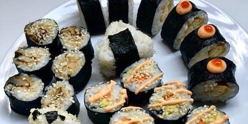 Vegan Sushi Class