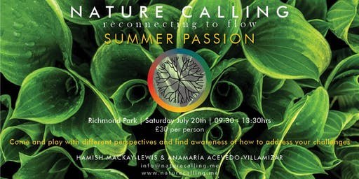 Nature Calling - Summer Passion