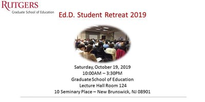 Ed.D. 2019 Student Retreat