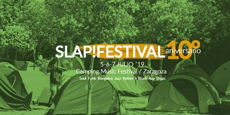 Alojamiento Slap! Festival 2019 entradas