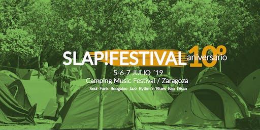 Alojamiento Slap! Festival 2019