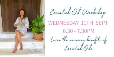 Essential Oil Experience at Alive Health, Beauty & Relaxation