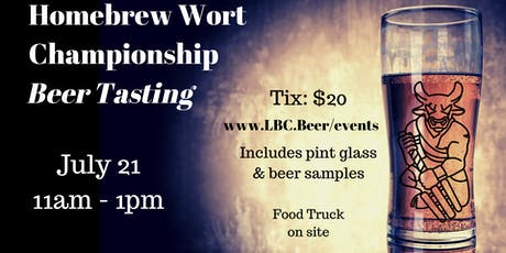 Labyrinth Homebrew Wort Championship Tasting tickets