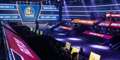 Final Week of the PEL! PUBG Europe League - Phase #2  tickets
