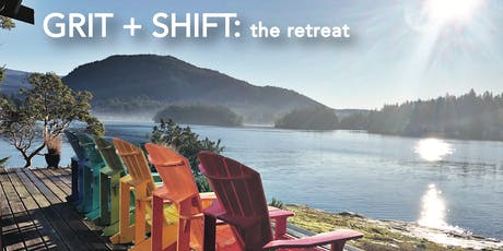 GRIT + SHIFT: the retreat tickets