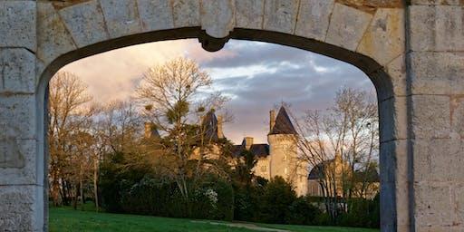 Concert au chateau de Verteuil sur Charente
