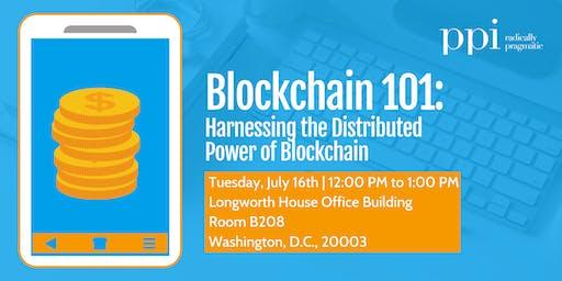 Blockchain 101: Harnessing the Distributive Power of Blockchain
