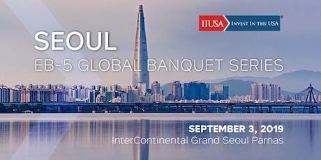 IIUSA Global Banquet Series: Seoul tickets