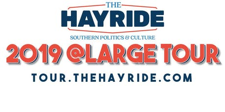The Hayride's 2019 @Large Tour - METAIRIE tickets