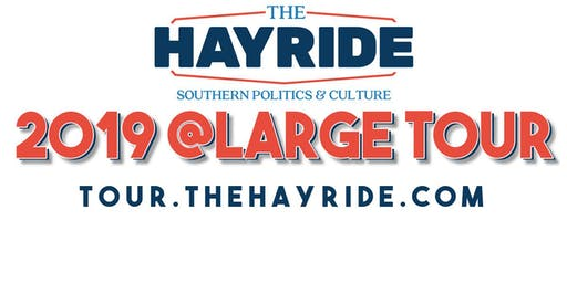 The Hayride's 2019 @Large Tour - METAIRIE