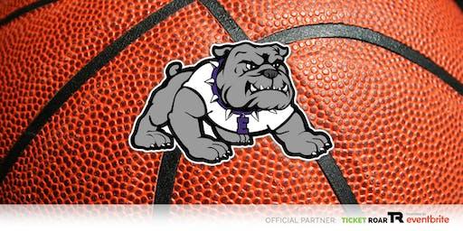 Everman Baxter vs Stephenville MS Basketball (Boys)