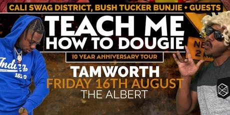 Cali Swag District & Bush Tucker Bunjie  - Live in Tamworth tickets
