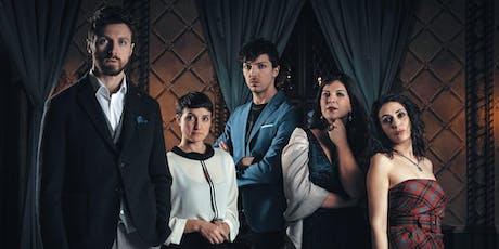 Misteri in villa - Gioco Teatrale tickets