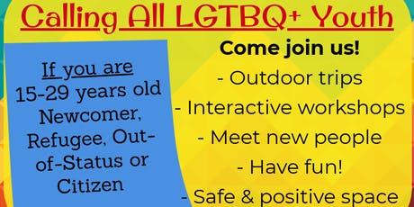 LGBTQ+ Drop-In Program tickets