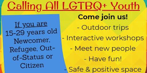 LGBTQ+ Drop-In Program