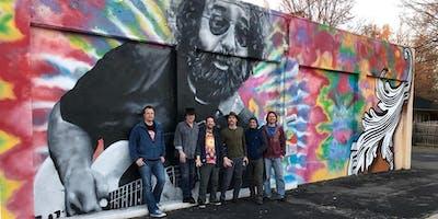 Jerry Garcia Birthday Show with Cosmic Charlie
