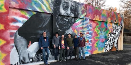 Jerry Garcia Birthday Show with Cosmic Charlie tickets