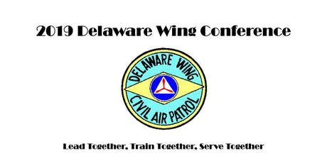 2019 Delaware Wing Conference tickets