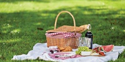 En Plein Air: evening picnics at WFW