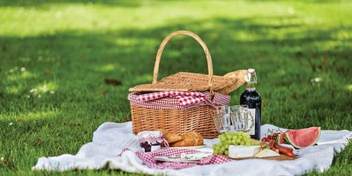 En Plein Air: evening picnics at WFW