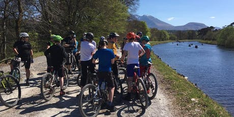 Guided Bike Ride - Castle, Canal and Coffee tickets
